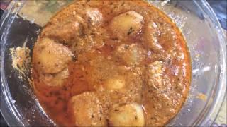 Stuffed Dum Aloo Recipe restaurantstyle// Stuffed Alur Dum//Stuffed Potato Curry recipe//
