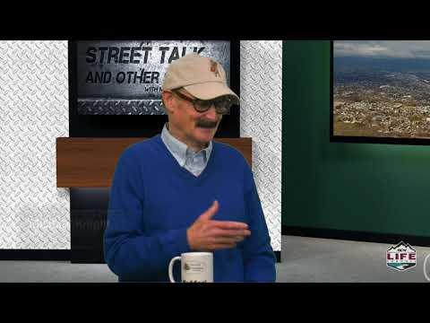 Street Talk & Other Stuff- Micahel Knight