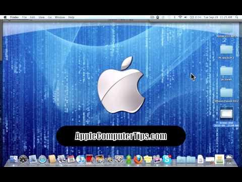 Apple MAC Tutorial- PRINT SCREEN