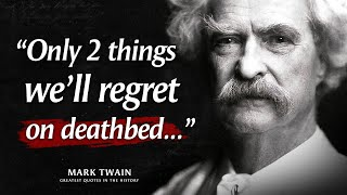 36 Quotes from MARK TWAIN that are Worth Listening To! | LifeChanging Quotes