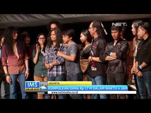 IMS - 47 Gitaris papan atas Indonesia gelar konser amal
