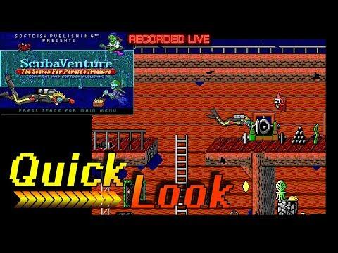 Let's Play ScubaVenture | Apogee 1993