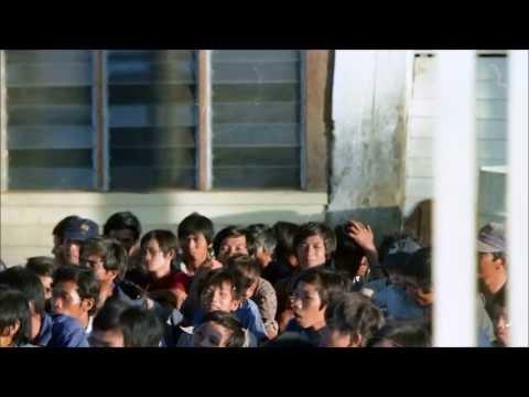 Galang Refugee Camp - Pulau Galang - Indonesia 1980s - Part 1