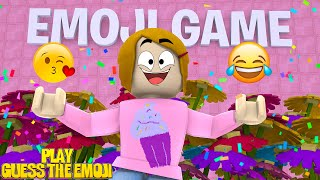 Roblox Guess The Emoji With Molly!