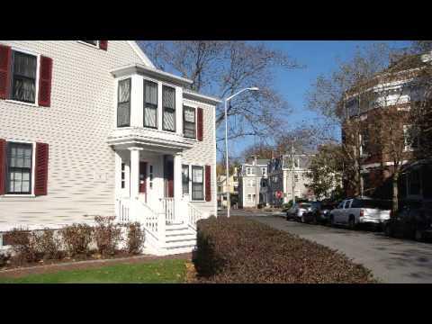 美國 波士頓 哈佛大學 一帶美麗景色 - YouTube