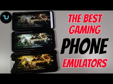The Best Gaming Phone For Emulators?/Dolphin Vs PPSSPP Vs DamonPS2 Pro Gaming Test