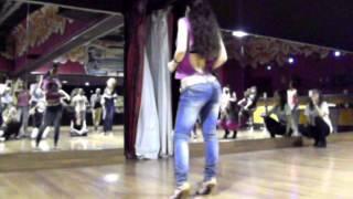 Видео: KIZOMBA BARCELONA, Elsa Mendes LADY STYLE KIZOMBA 30-3-13