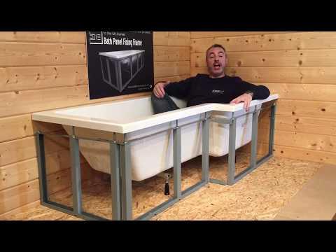 Shower Bath Frame installation kit