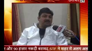 Chakravyuh: Sunil Singh (Hindu yuva vahini) Exclusive interview with Dr. Vivek gargachary