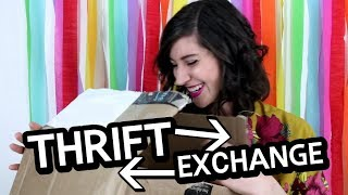 Thrift Exchange With Katie of Thrift Your Heart Out