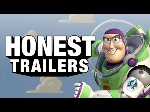 Thumbnail: Honest Trailers - Toy Story (feat. Will Sasso)