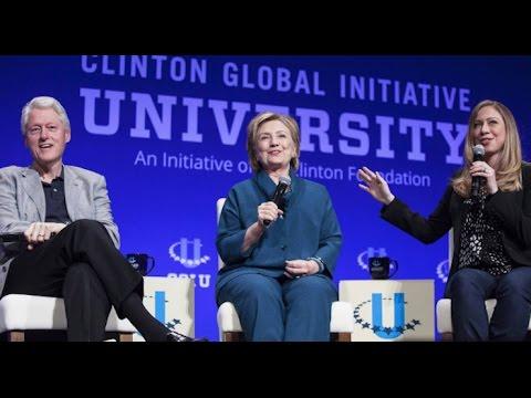 Must Watch How Clinton Tactics Global Initiative began Breaking News August 2016