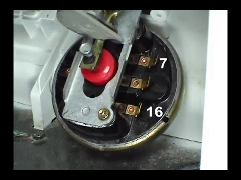 Water Level Switch Maytag Washer Youtube