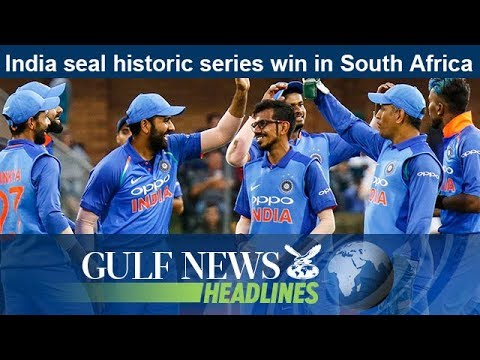 India seal historic series win in South Africa - GN Headlines