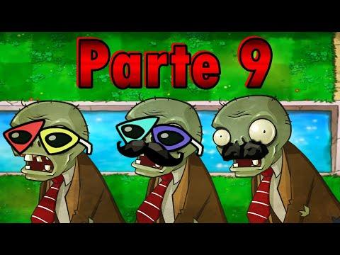 El público interfiere - Plantas VS Zombies - Parte 9 Loquendo
