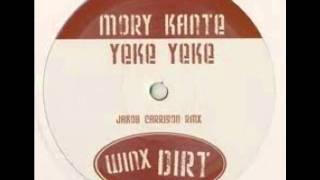 MORY KANTE : Yeke Yeke ( Hardfloor Mix )