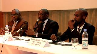 Atoojob Senegal Allocution du Président de la Cérémonie
