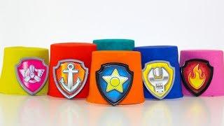 Learn colors Игрушки Щенячий патруль Мультик Герои в масках Видео для детей Развивающие мультики
