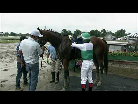 video thumbnail for MONMOUTH PARK 07-24-20 RACE 2