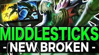 FIDDLESTICKS MID | THE NEW BROKEN? - League of Legends