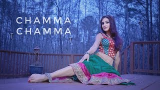 Chamma Chamma | Fraud Saiyaan | Dance cover by Deep Brar