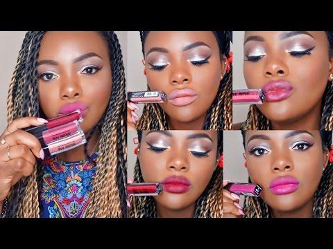 sleek-matte-me-liquid-lipstick-|-review-+-lip-swatches
