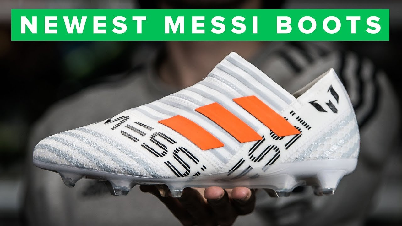 finest selection 2bbda 534ac NEW SICK MESSI BOOTS adidas Nemeziz 17+ Messi Pyro Storm