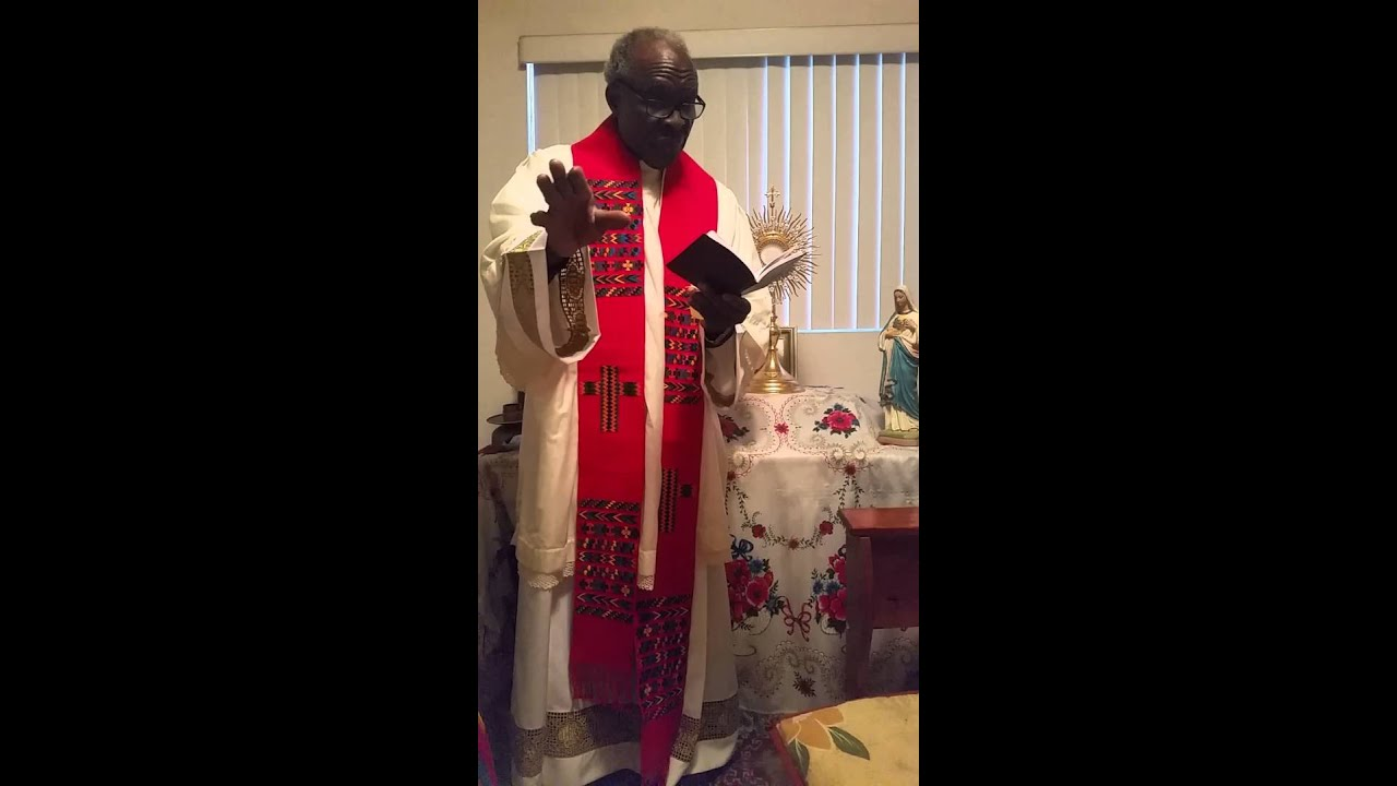 DELIVERANCE Prayer EXORCISM -authorized Priest Fr  Chris CATHOLIC  DELIVERANCE EXORCISM PRAYERS