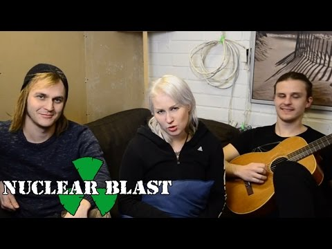 BATTLE BEAST - 'Bringer Of Pain' - Songwriting & Creative Process (OFFICIAL TRAILER #2)
