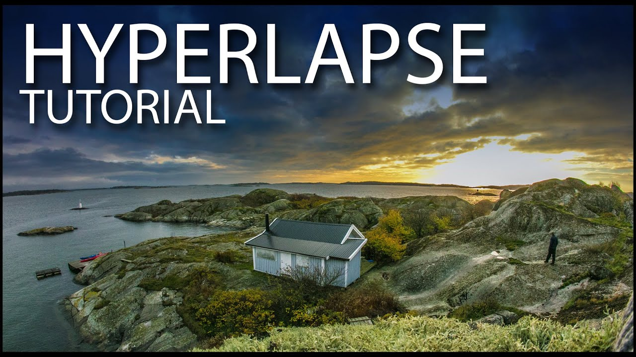 how to make a hyperlapse in lightroom