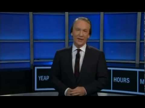 Marxist Bill Maher Deceptively Spins News About Rand Paul