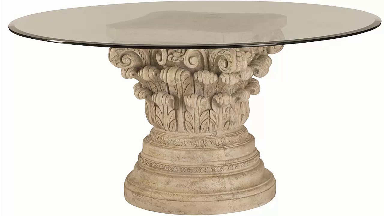 Round Table Pedestal Base