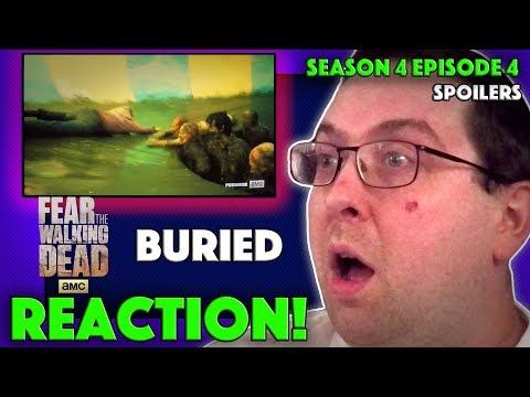 Play REACTION! Fear the Walking Dead Season 4 Episode 4 -