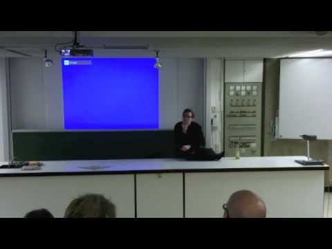 Jacob Appelbaum at University of Luxembourg talking out Tor anonymity work and ...