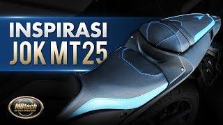 Inspirasi Jok Sporty New MT-25