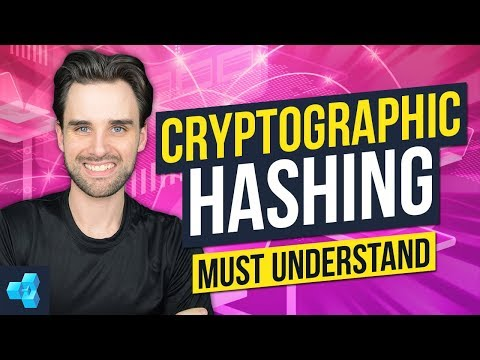 You MUST understand Cryptographic Hashing for blockchain