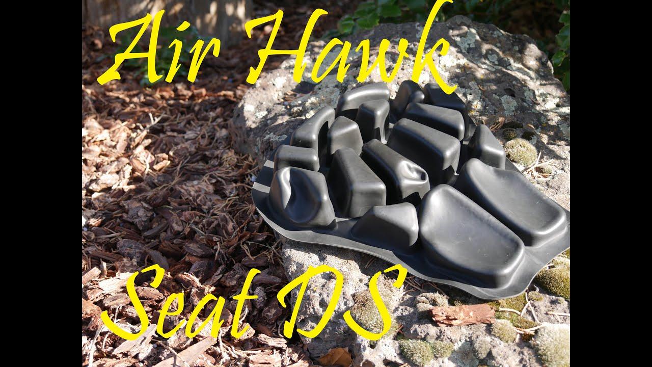 Airhawk Dual Sport Seat Pad By Wandering Beast