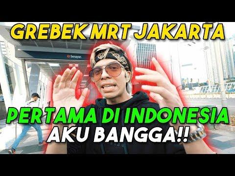 Lagu Video Grebek Mrt! Pertama Di Indonesia... Aku Bangga!! Terbaru