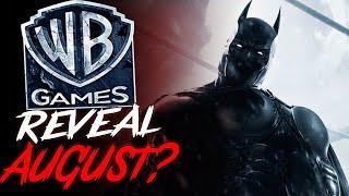 NEW BATMAN GAME - Official Reveal August 2020? DC Fandom Event