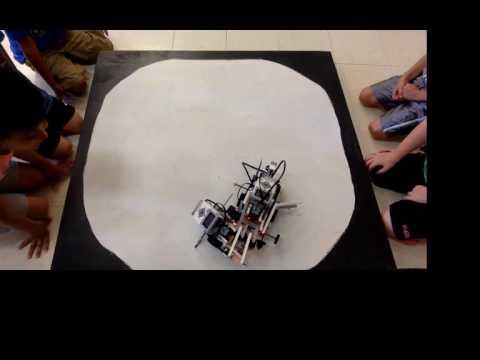 Summer Robotics Sumo Challenge