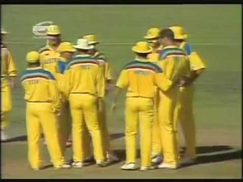 *Rare* 26th Match: Australia v Pakistan at Perth, Mar 11, 19