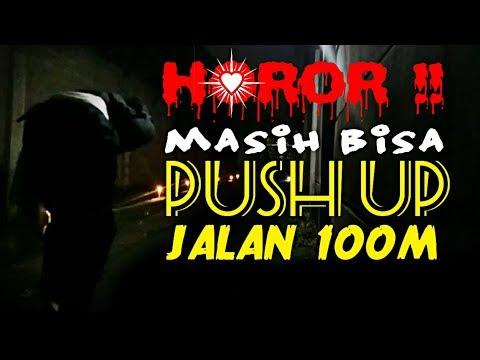 HOROR !! WARGA PSHT INI MASIH BISA PUSH UP JALAN 100M || PSHT CHALLENGE