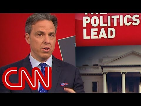 Jake Tapper: 24 hours of chaos in West Wing of White House