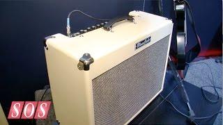 Roland Blues Cube Series - Summer NAMM 2014