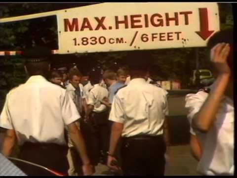 Archive footage of Belsize Park | Thames News