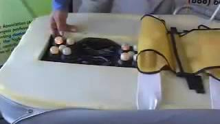 Limit switch - How to replace a Migun Therapy Table Bed limit switch