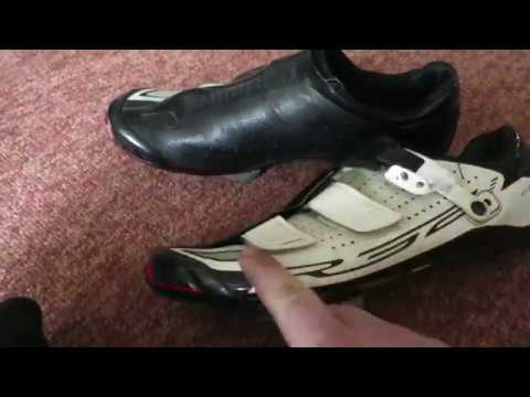 7f5a50b1be4 Shimano R321 Shoes - 1 Year Review - YouTube
