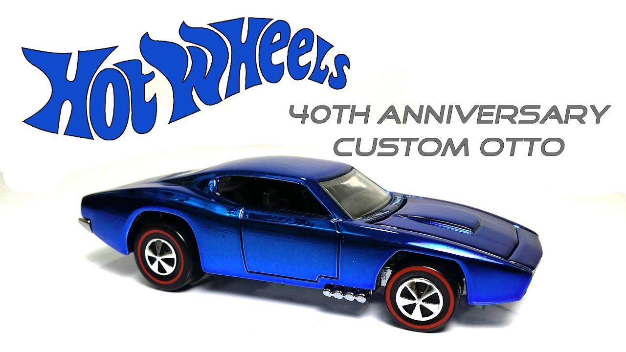 Hot Wheels 50 Years Celebrations