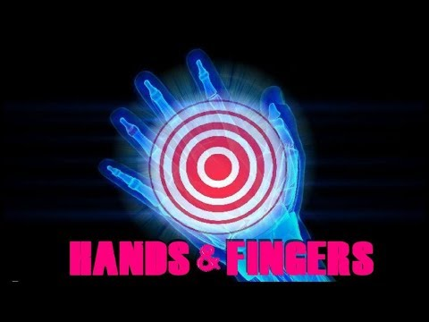 Hands & Fingers Pain Healing Frequency - Binaural Beat plus Isochronics Advanced Future-channeled