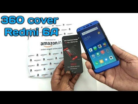the latest ac265 9aba4 Xiaomi Redmi 6A 360°COVER | MI IPAKY BACK COVER
